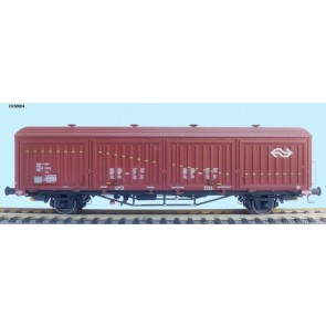 """Exact train EX20804 - NS Schuifwandwagen Hbis """"Bellinzona"""""""