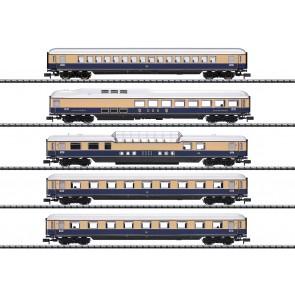 """Trix 15870 - Sneltreinrijtuigset """"Rheingold '62"""""""