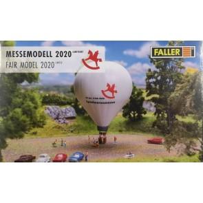Faller 295992 - Heteluchtballon messemodel 2020
