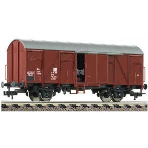 Fleischmann 531407 - Ged.Güterwagen Bauart Gs der D