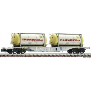 Fleischmann 825211 - Cont.tragw.+2x Tankcon.