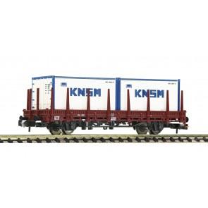 Fleischmann 825734 - Rongenwagen KNSM Nederland