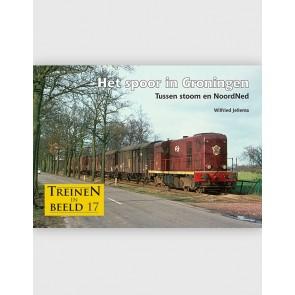 Uquilair TIB17 - Het spoor in Groningen