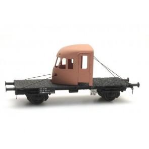 Artitec 20.316.05 - GTU-werkwagen neus DE 2  train 1:87