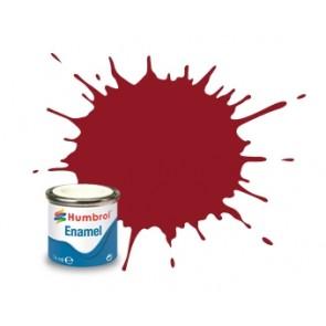 Humbrol AA0223 - NR.20 CRIMSON  GL.TINL. (14ML)