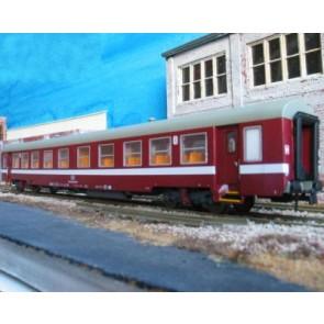 Heris 12137 - 2e klas rijtuig SNCB