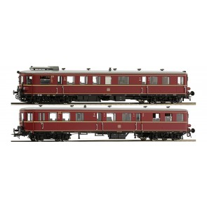 Hobbytrain H303800S - 2-delige Dieseltrein DB DC Sound OP=OP!