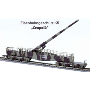 Hobbytrain H23600 - Eisenbahngeschutz Leopold