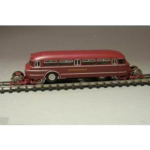 Hobbytrain H2651 - Railbus DB, niet gemotoriseerd  OP=OP!