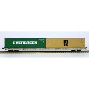 Rocky Rail IGRA 96010010 - draagwagen met containers