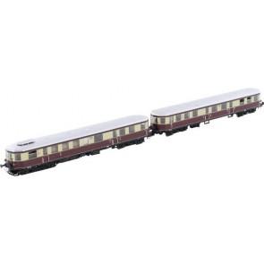 Hobbytrain H2680 - 2-delige dieseltrein DRG OP=OP!