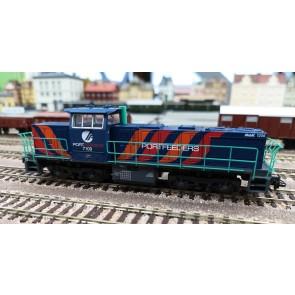 "Trix 22319.2 - Nederlandse dieselloc ""Portfeeders"" OP=OP!"