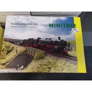 Trix 19852 - N-catalogus 2020/2021 (Duitstalig)