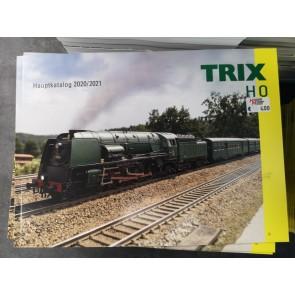 Trix 19849 - H0-catalogus 2020/2021 (Duitstalig)