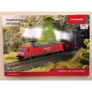 Fleischmann 990117 - Catalogus 2017/2018 N-schaal
