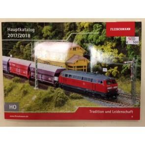 Fleischmann 990317 - Catalogus 2017/2018 H0-schaal