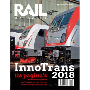 Rail Magazine - InnoTrans 2018 hardcover
