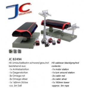 Jagerndorfer 82494 - Kabelbaan