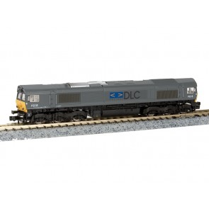 Kato K10815 - Dieselloc Class 66 DLC PB18 OP=OP!