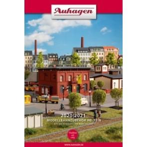 Auhagen 99616 - Katalogus 2020/2021 Nr. 16 met Neuheiten 2020