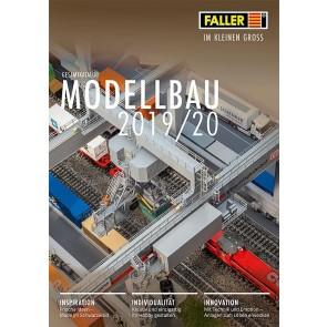 Faller 190908 - FALLER CATALOGUS 2019/2020
