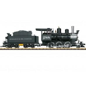 Lgb 20283 - Dampflok Mogul DS