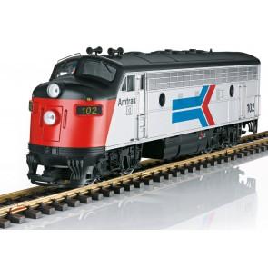 Lgb 21580 - Amtrak Diesellok F7 A Phase I