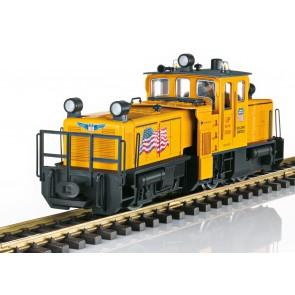 Lgb 21672 - Schienenreinigungslok USA