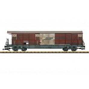 Lgb 40084 - Ged.Güterwagen RhB