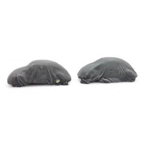 Artitec 487.801.52 - Lading: Twee VW Kevers onder dekzeil  ready 1:87