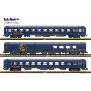 L.S. Models 79002 - CNL blauw OP=OP!