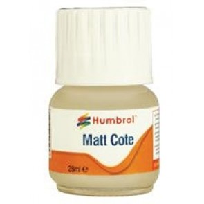 Humbrol AC5601 - MODELCOAT 28 ML. MATT COTE