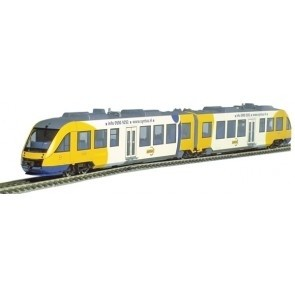 Mehano 55495 - Syntus dieseltreinstel Lint 41 DC sound OP=OP!