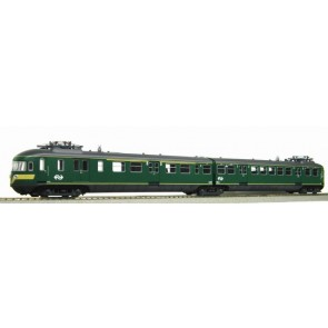 Rivarossi HR2209.D - Mat 46 2-delig groen NS DIGITAAL