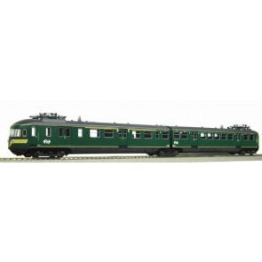 Rivarossi HR2909 - Mat 46 2-delig groen NS AC Digitaal