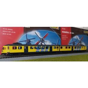 Rivarossi HR2362R - Mat 46 Grolsch/Spar 2-delig geel NS AC Digitaal