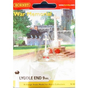 "Hornby 8065 - War Memorial - Lyddle End ""Village & Town"" range OP=OP!"