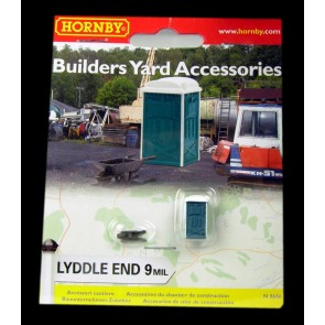 Hornby 8686 - Builders yard accessories OP=OP!