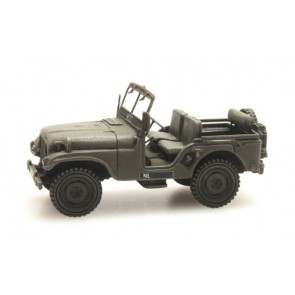 Artitec 1870112 - NL Nekaf Jeep  kit 1:87