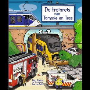 Uquilair - De treinreis van Tommie en Tess