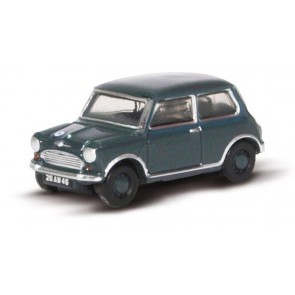 Oxford 128866 - MINI CAR RAF, SCHWARZ NMN007