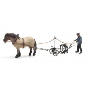 Artitec 316.068 - Paard en ploeg