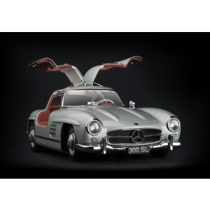 Pocher HK108 - MERCEDES-BENZ GULLWING (2018) *