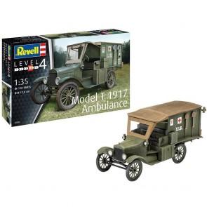 Revell 03285 - Model T 1917 Ambulance