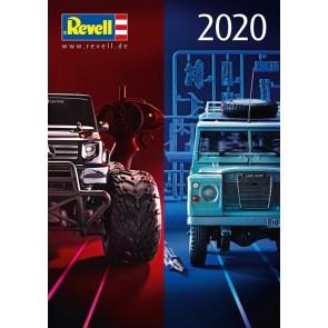 Revell 95290 - Revell Katalog 2020 D/GB