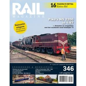 Rail Magazine 346
