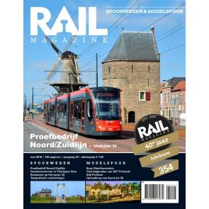 Rail Magazine 354