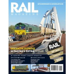 Rail Magazine 356