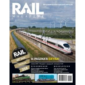Rail Magazine 358