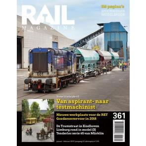 Rail Magazine 361
